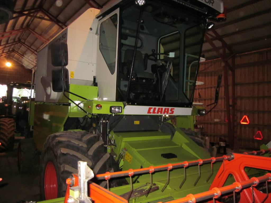 CLAAS DOMINATOR 150, Combine harvesters, Agriculture