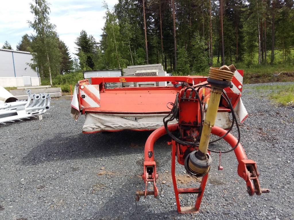 Kuhn FC 302 niittomurskain, Niittomurskaimet, Maatalous