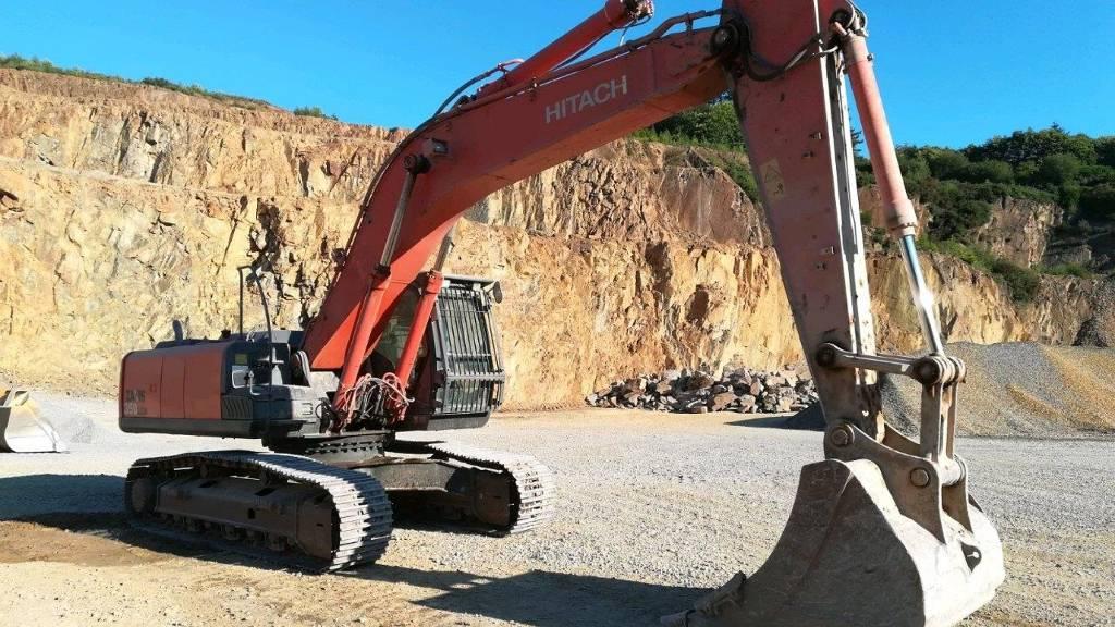 Hitachi ZX 350 LC N-3 - Crawler Excavators - Construction Equipment