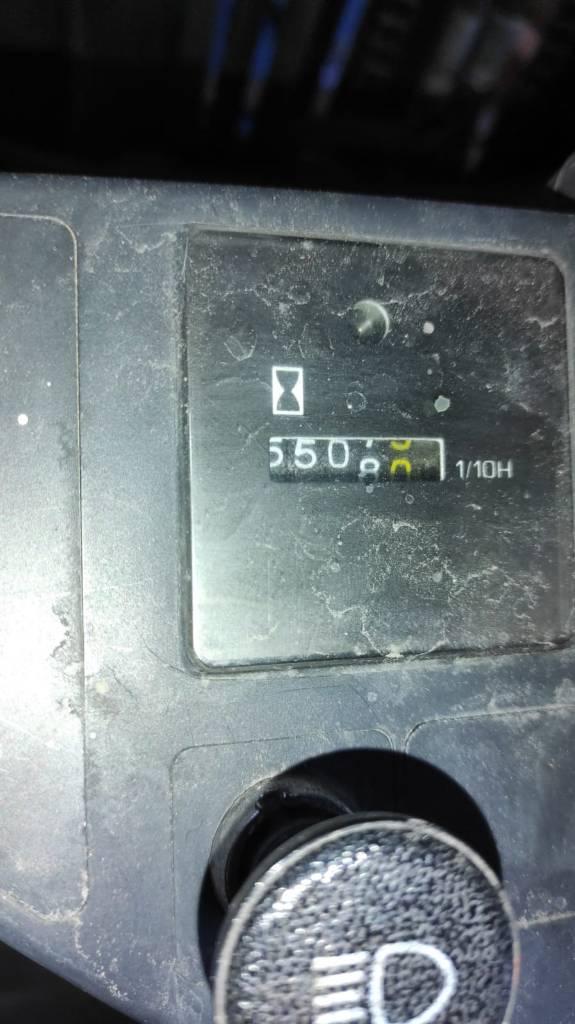 Nissan GN01L16HQ, Carretillas eléctricas, Almacenaje