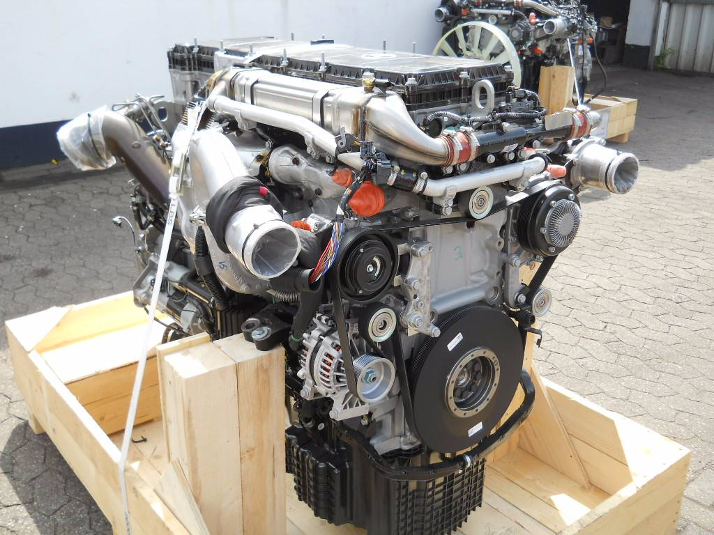 Used mercedes benz om 470 la om470la engines year 2016 for Mercedes benz rebuilt engines