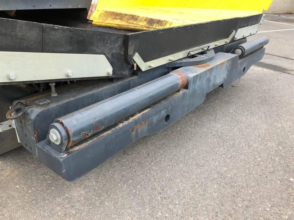 Bomag BF 600P HCE, Straßenfertiger, Baumaschinen