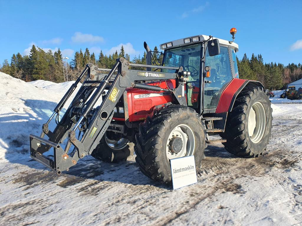 Massey Ferguson 6290 4WD, Traktorer, Lantbruk