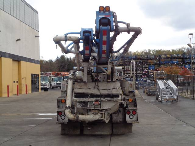 Putzmeister BSF 36X-180, Boom Pumps, Construction Equipment