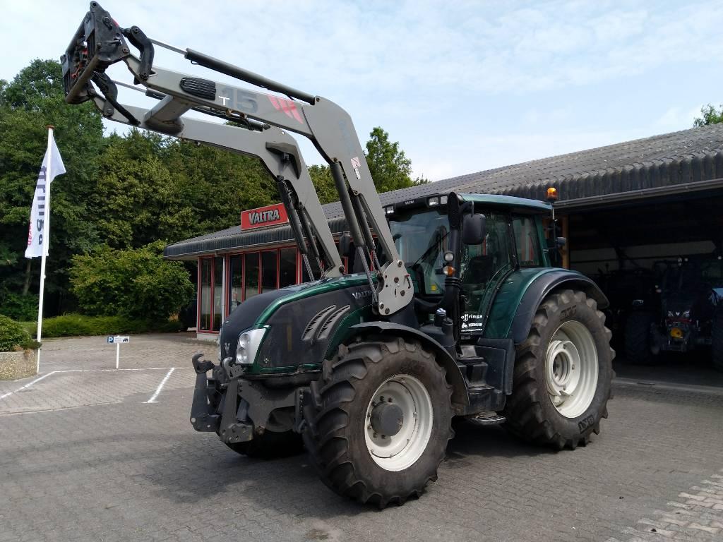 Valtra T203 Direct - 2343, Tractoren, Landbouw