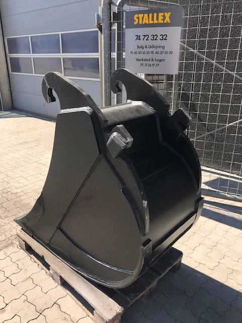 [Other] GRAVESKOVL/BUCKET/TIEFLÖFFEL 615 kg, Skovle, Entreprenør