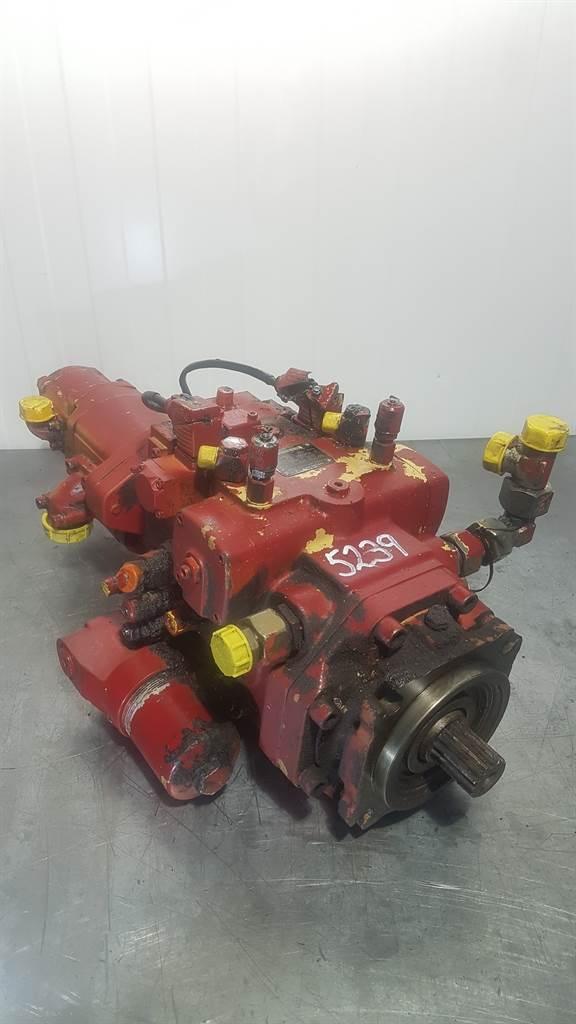 Hydromatik A4V71DA2.0R1G5A1A - Ahlmann AZ10/AS10 - Drive pump