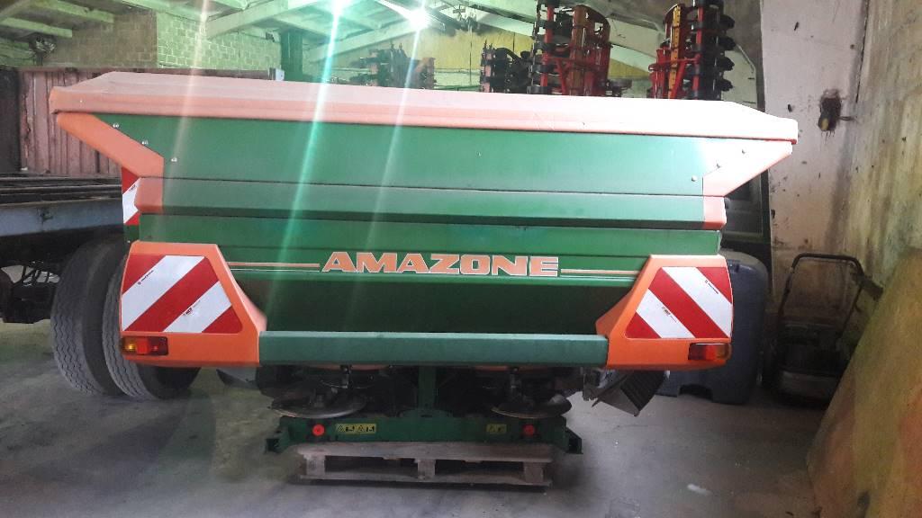 Amazone ZA-M 1501, Mineralinių trąšų barstytuvai, Žemės ūkis