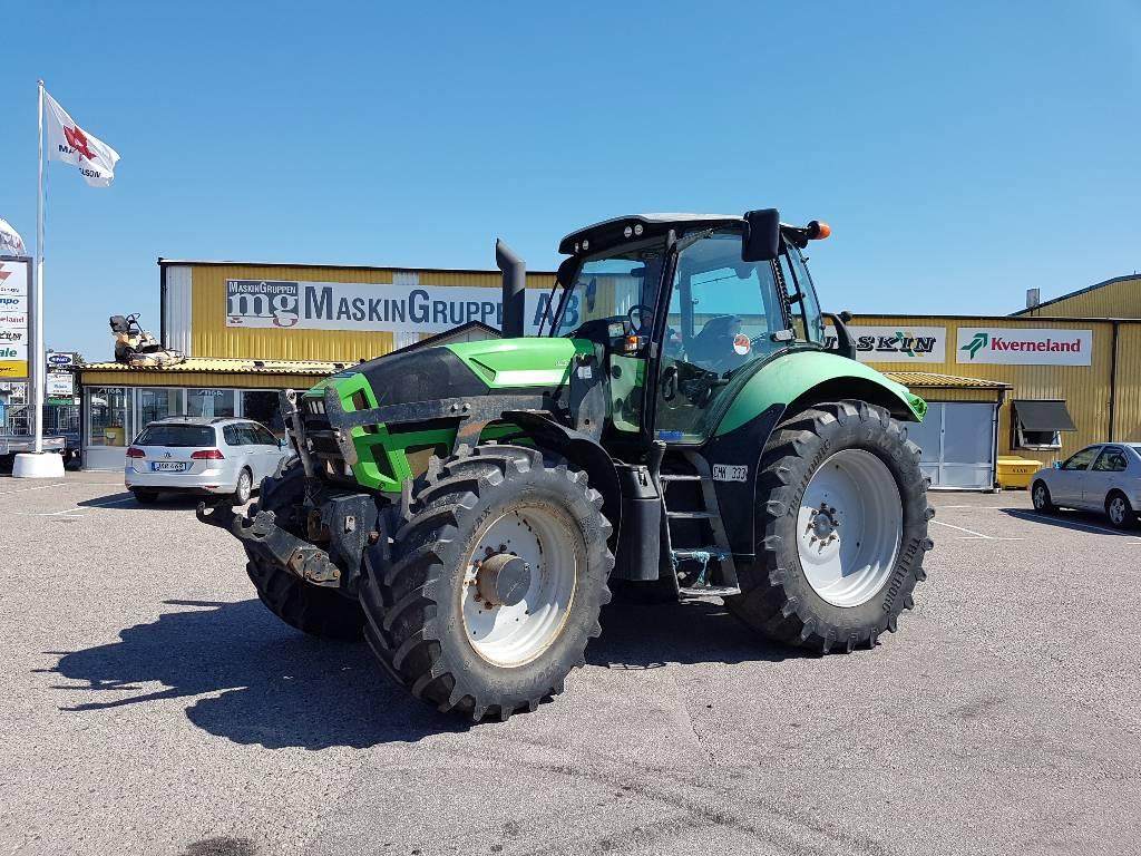 Deutz Agrotron TTV 630