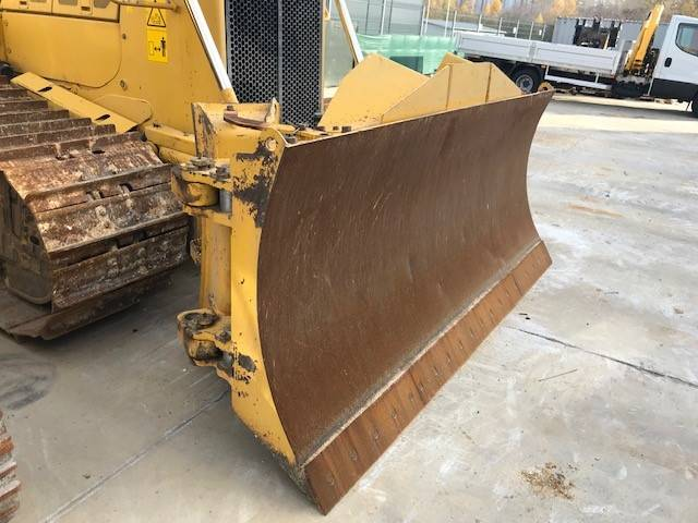Komatsu D65PX-18, Crawler dozers, Construction Equipment