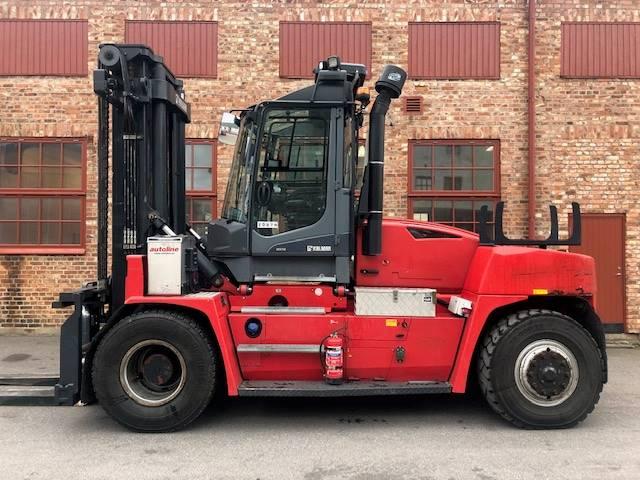 Kalmar DCG 150-12, Dieselmotviktstruckar, Materialhantering