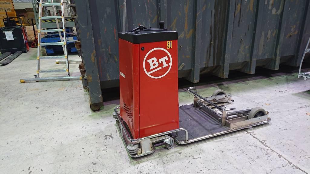 BT ERGOMOVER 609TT, Matalakeräilytrukit, Materiaalinkäsittely