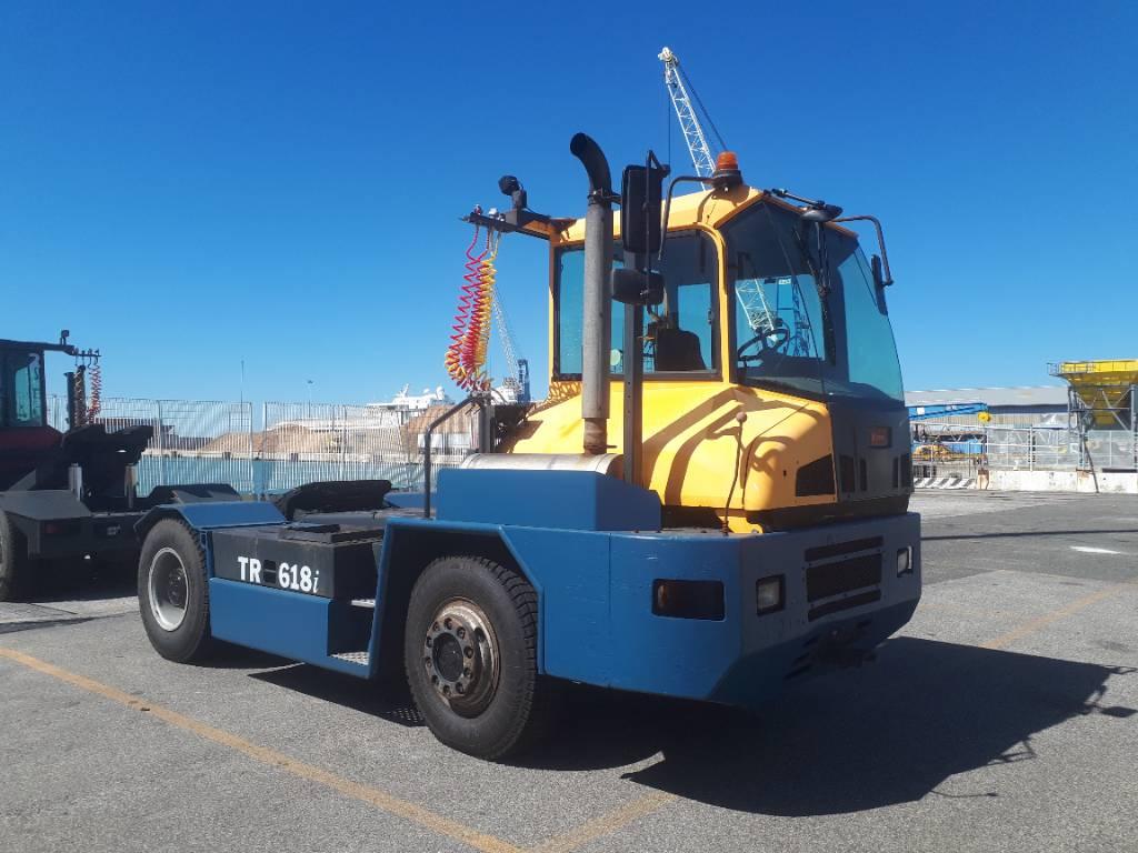 Kalmar TR 618 i, Terminal tractors, Material Handling