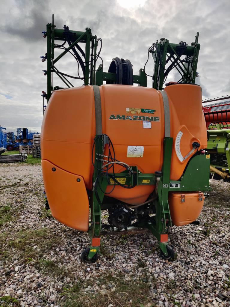 Amazone UF 1201, Hinattavat ruiskut, Maatalouskoneet