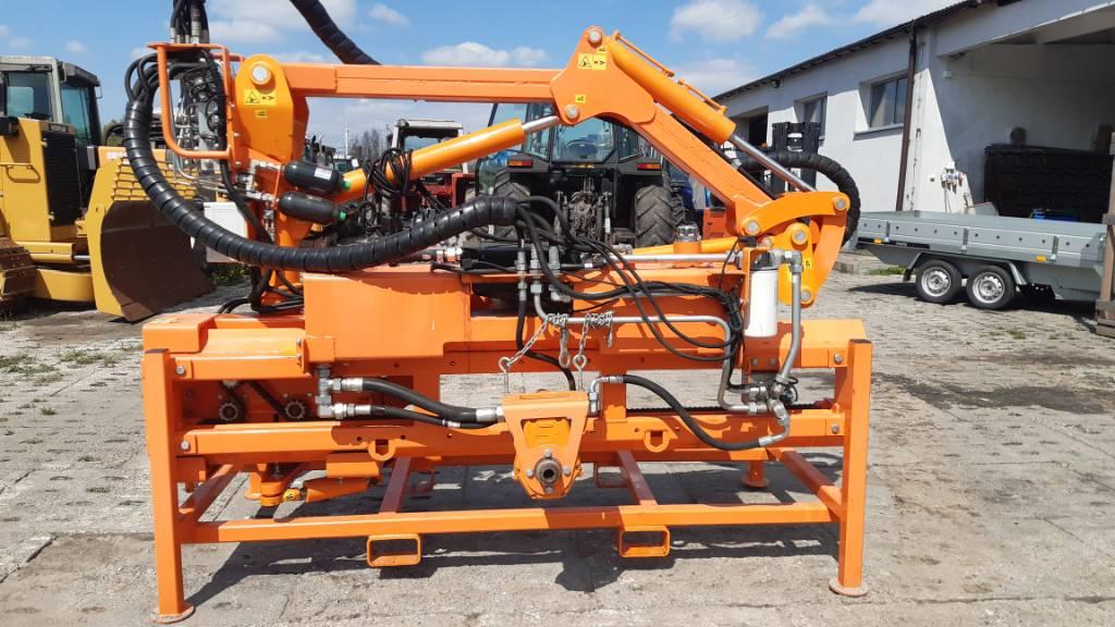 Pronar WW P500, Maszyny użytkowe nośniki narzędzi, Komunalne