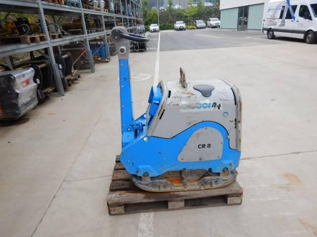 Weber CR 8, Plate Compactors, Construction Equipment