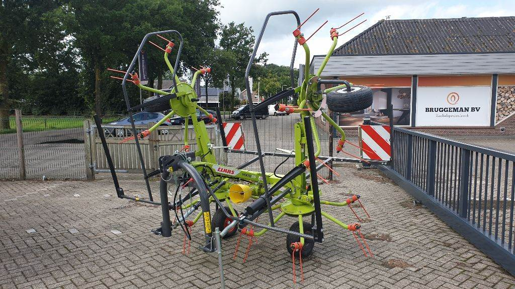 CLAAS Volto 55, Rakes and tedders, Agriculture