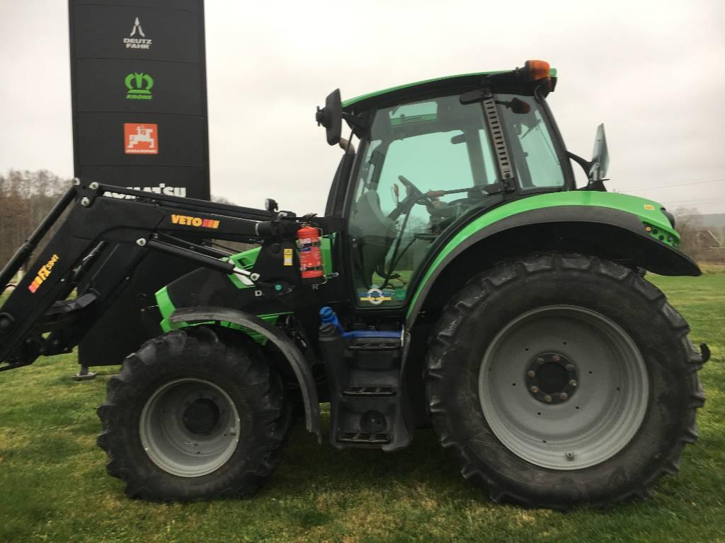 Deutz-Fahr Agrotron 6150.4, Traktorer, Lantbruk