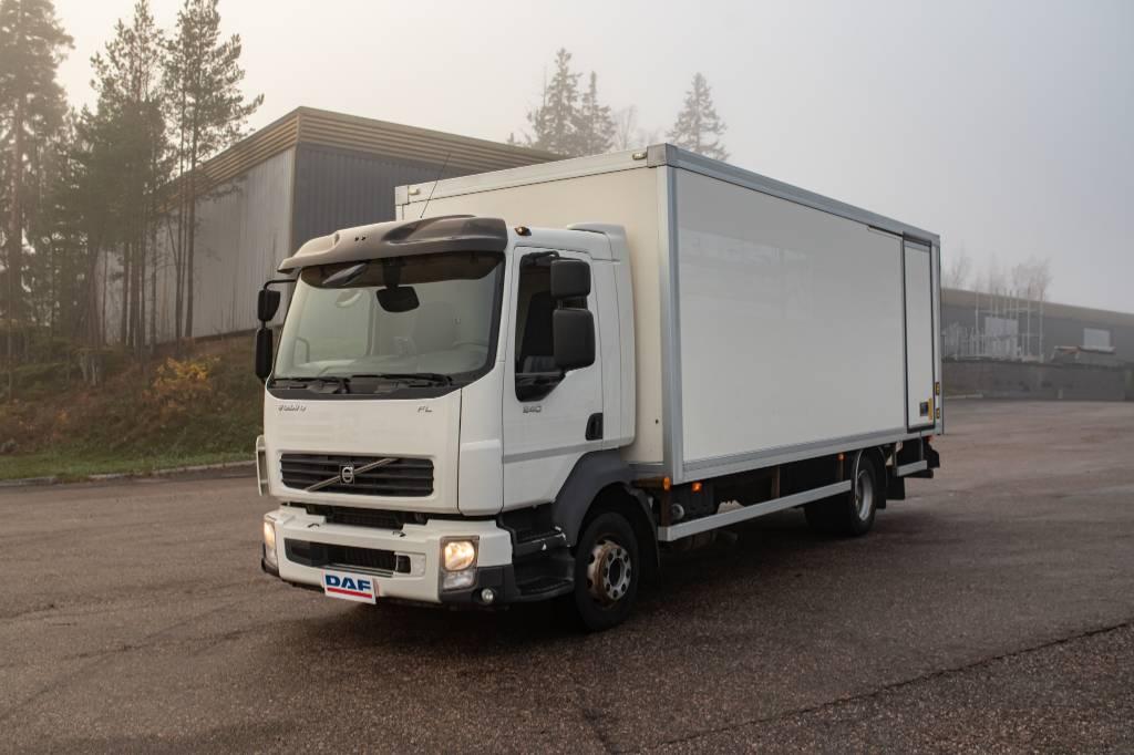 Volvo FL, Box trucks, Trucks and Trailers