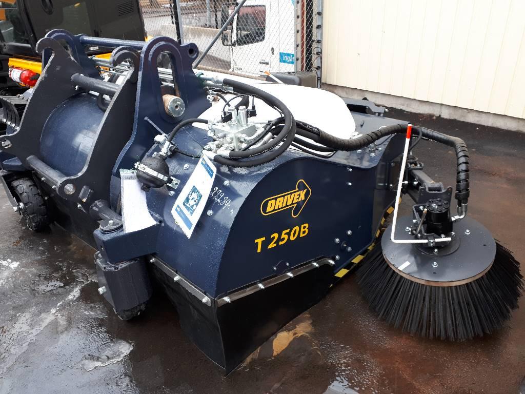 Drivex Frontsopmaskin T250B Ny! Omg lev, Hjullastare, Entreprenad