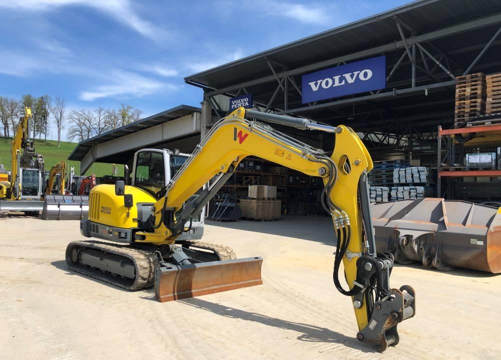 Wacker Neuson ET90, Mini excavators  7t - 12t, Construction Equipment