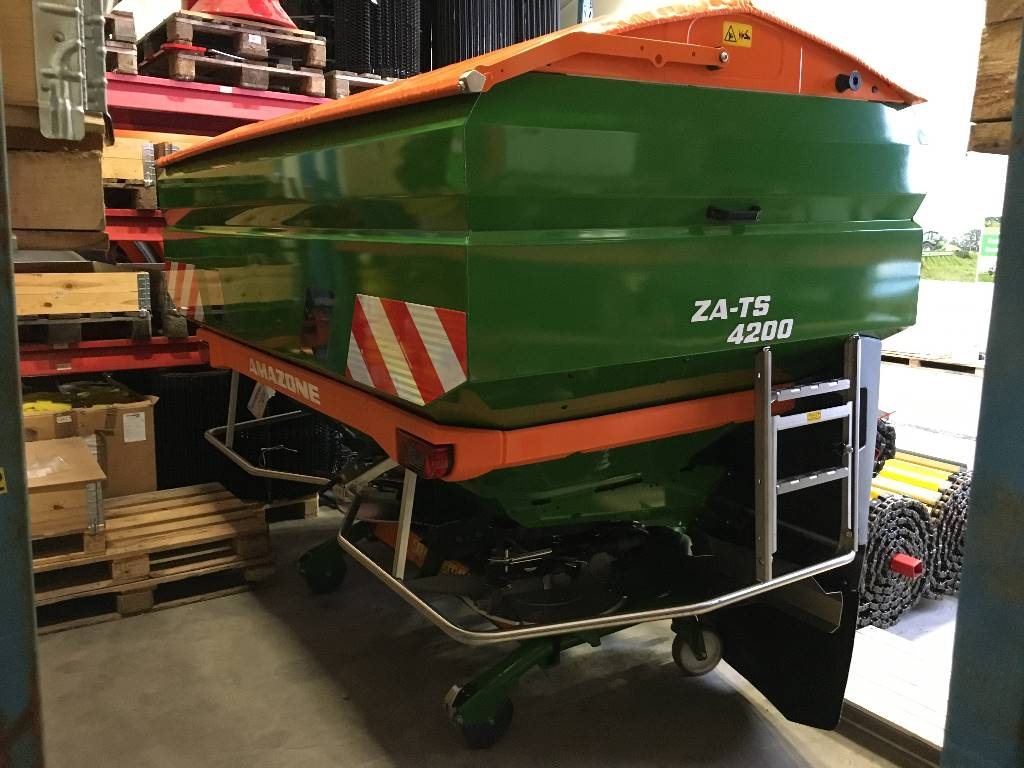Amazone ZA-TS 4200 Ultra Profis Hydro, Mineralgödselspridare, Lantbruk