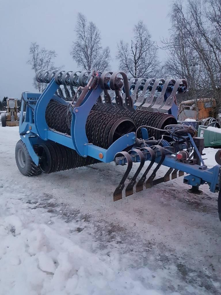Tytan 630/ 60, Valser, Landbruk