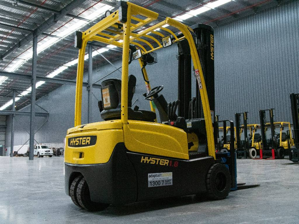 Hyster J1.8XNT, Electric counterbalance Forklifts, Material Handling