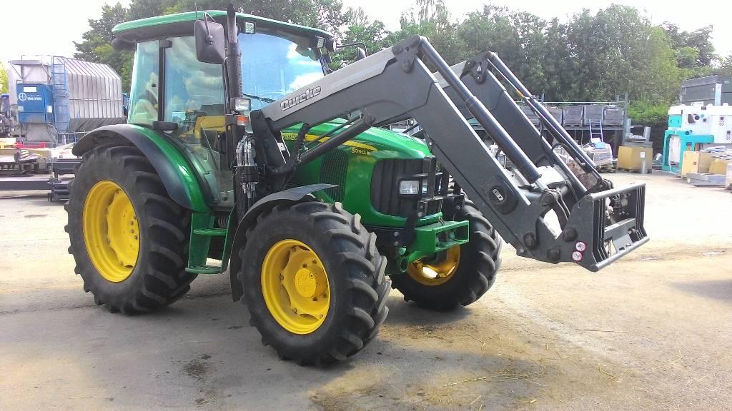 John Deere 5090 R, Traktorid, Põllumajandus