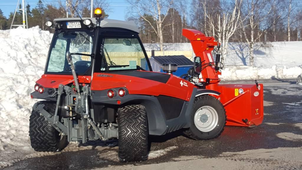 Aebi TT281, Traktorer, Lantbruk