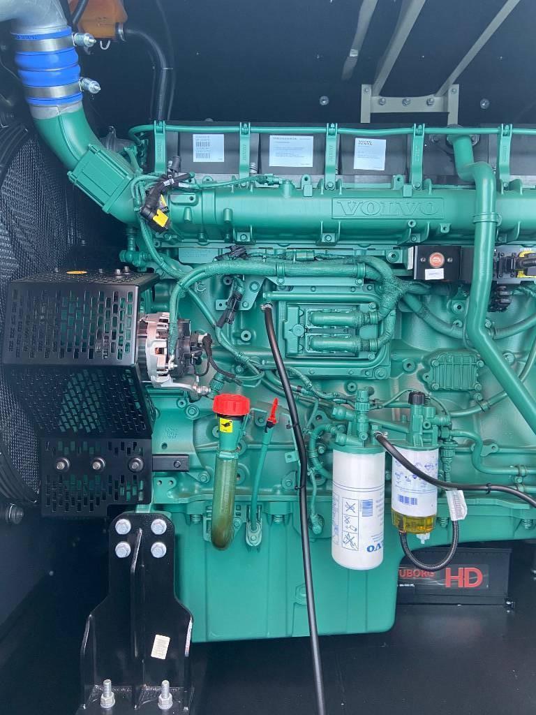 Volvo TAD1345GE - 495 kVA Generator - DPX-17709, Diesel generatoren, Bouw