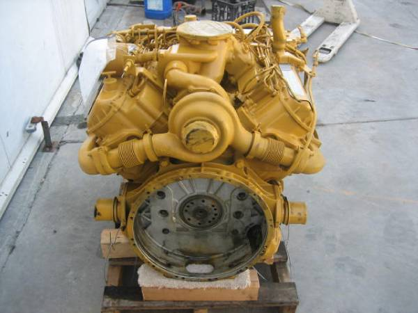 Used Caterpillar 3208t Engines Price   7 578 For Sale