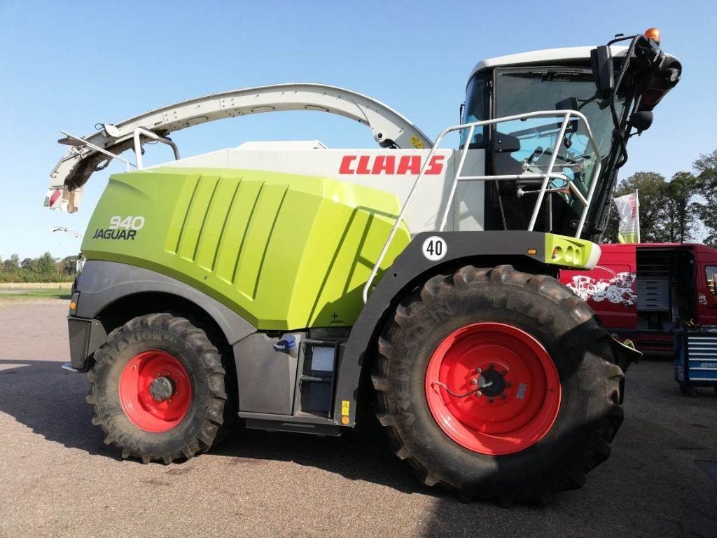 CLAAS 940, Forage harvesters, Agriculture