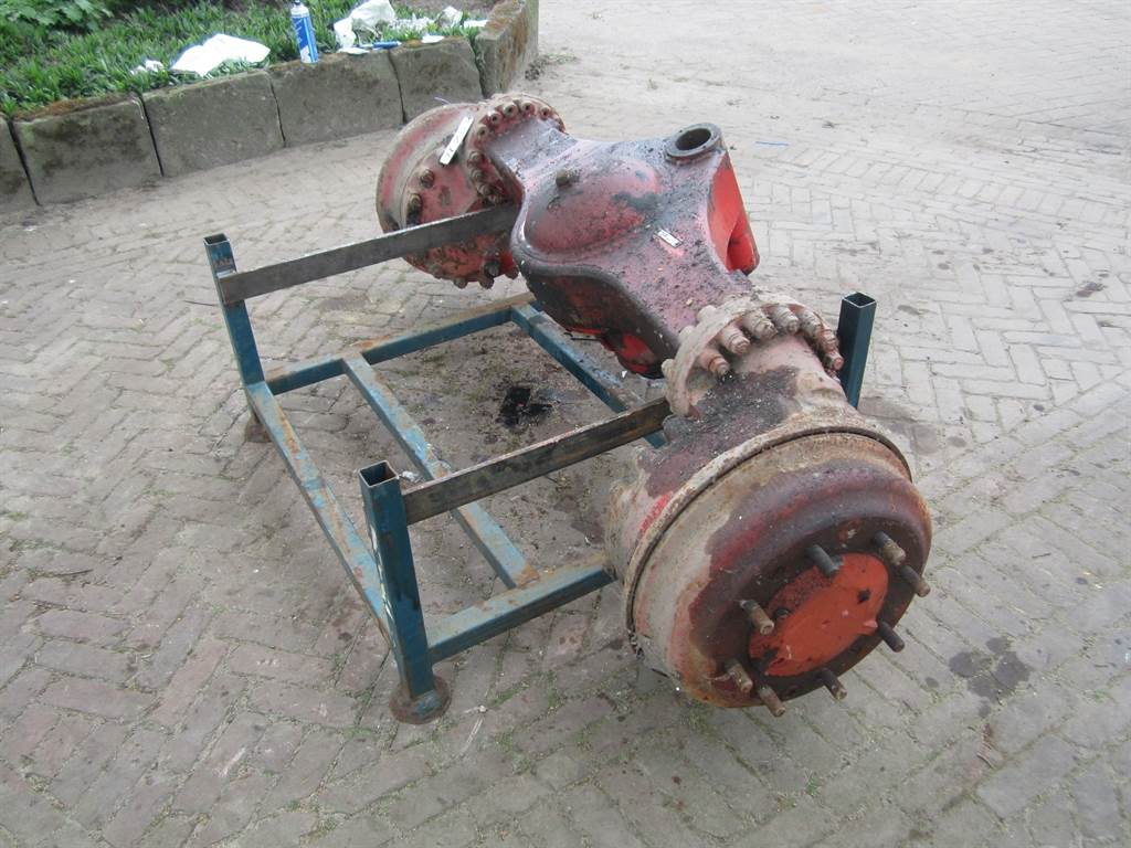 O&K 8.22 L10 - O&K L 10 - Axle/Achse/As