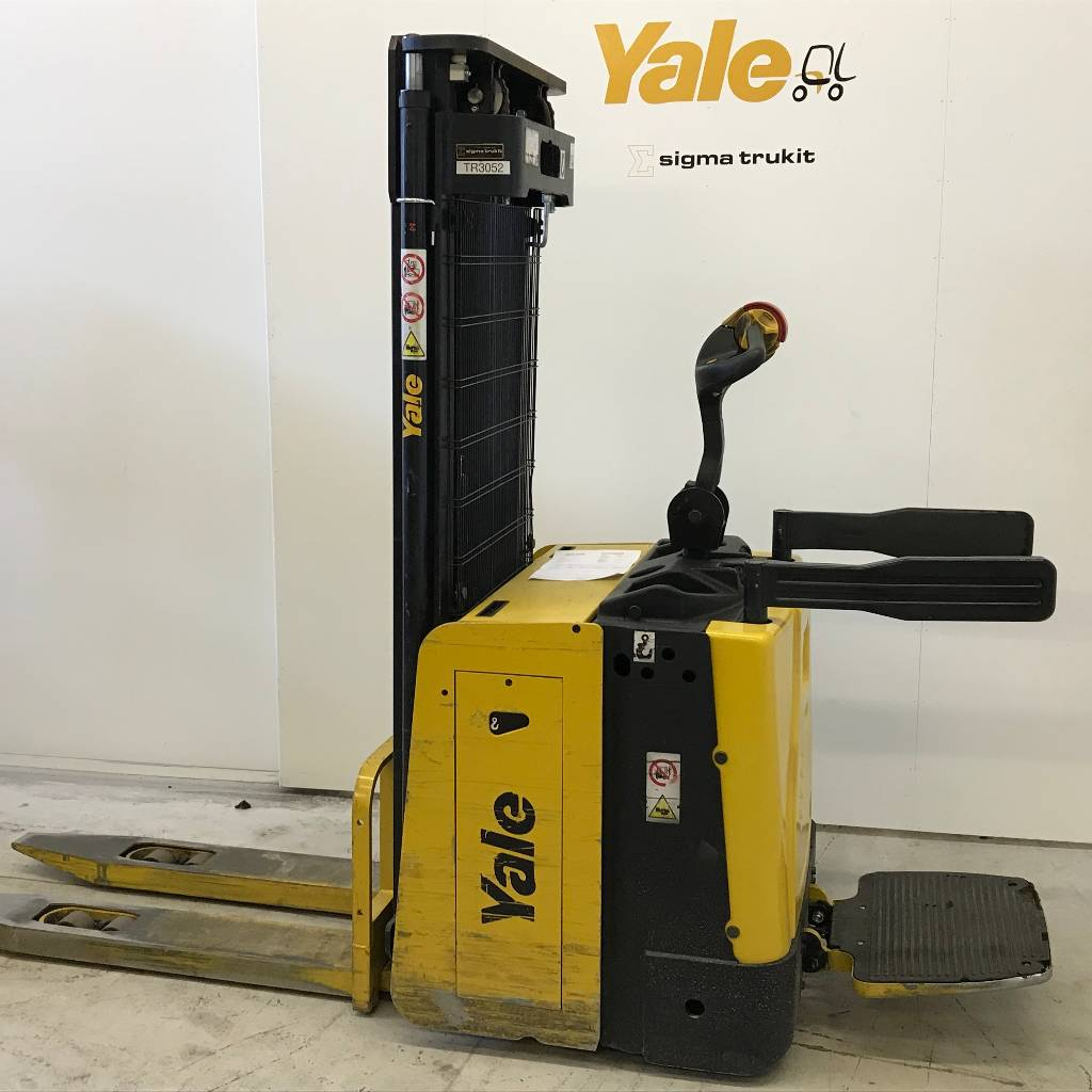 Yale MS12X, Ajettavat pinoamisvaunut, Materiaalinkäsittely