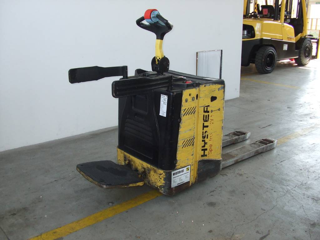 Hyster P2.0S, Low lifter with platform, Material Handling