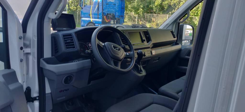 MAN TGE 3.180 2,0 TDI FWD AUT, UMPIKORI B-KORTTI!, Pakettiautot, Kuljetuskalusto
