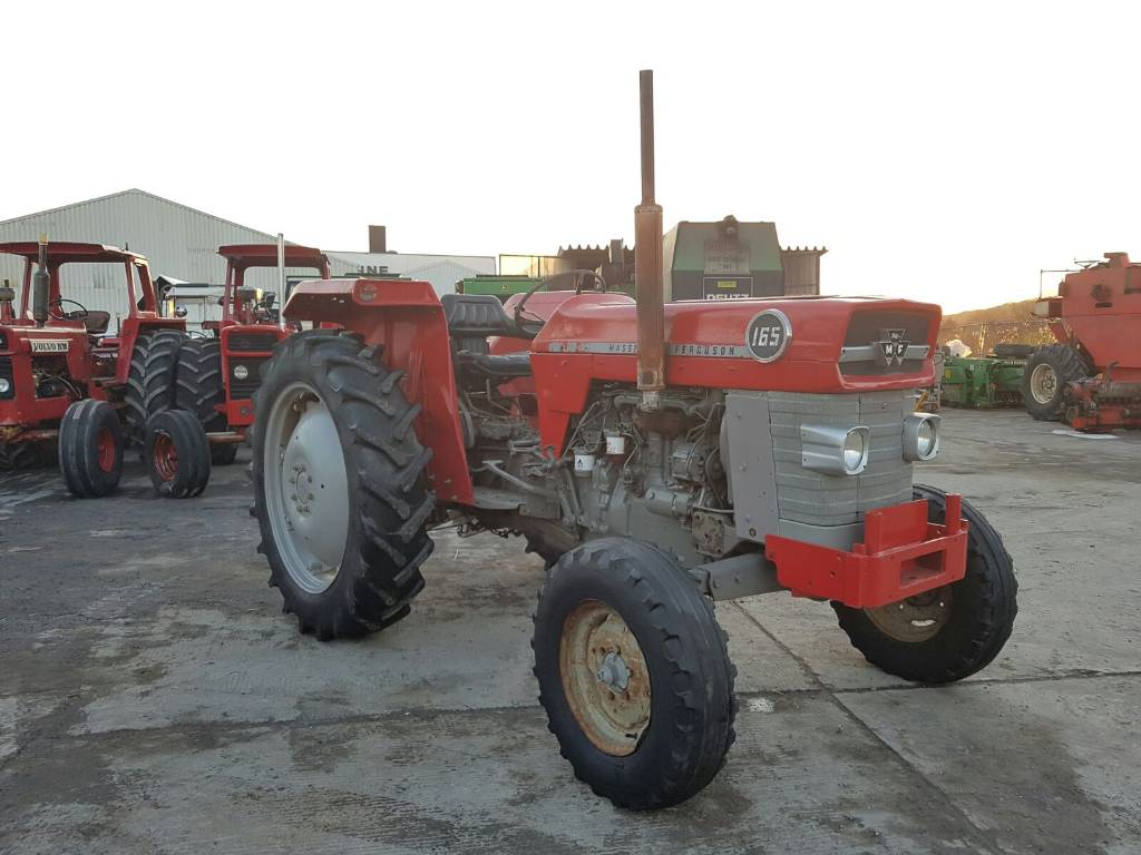 used massey ferguson 165 tractors year 1971 price 4 455. Black Bedroom Furniture Sets. Home Design Ideas