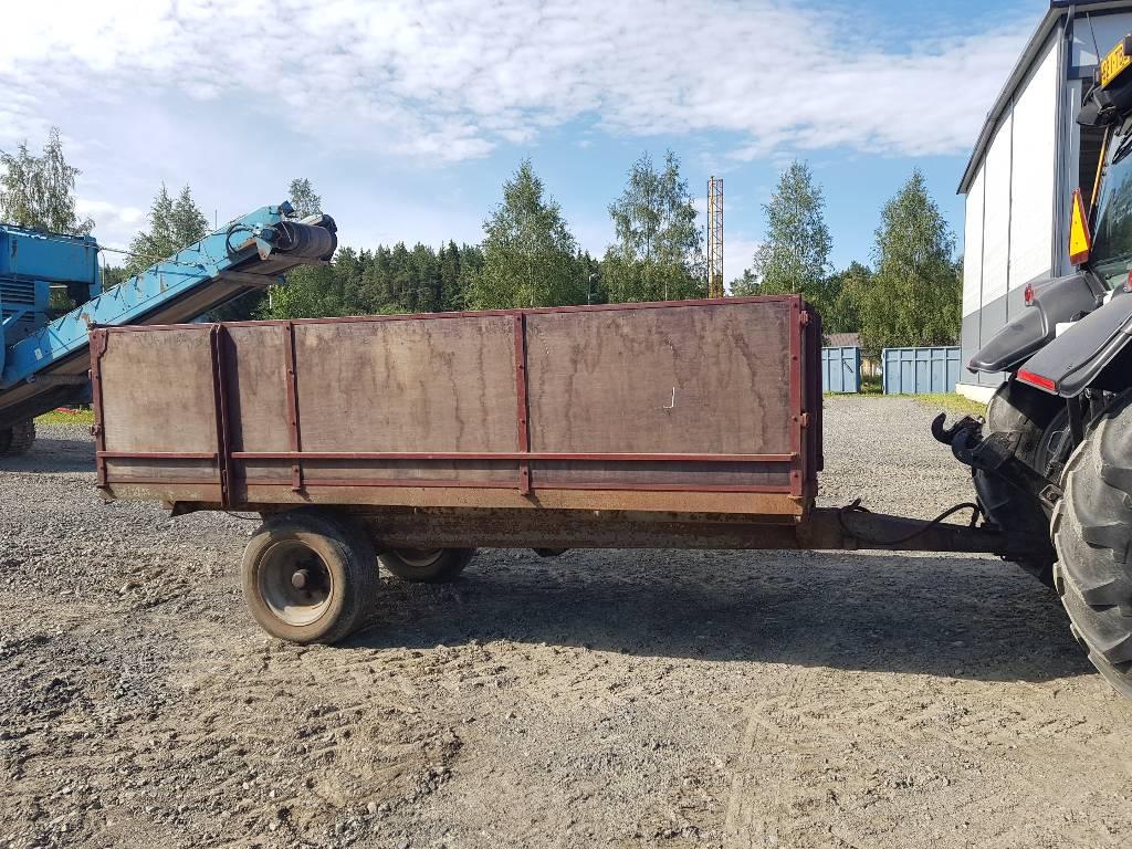 Velsa 1 aks. kippikärry, Kippiperävaunut, Maatalous