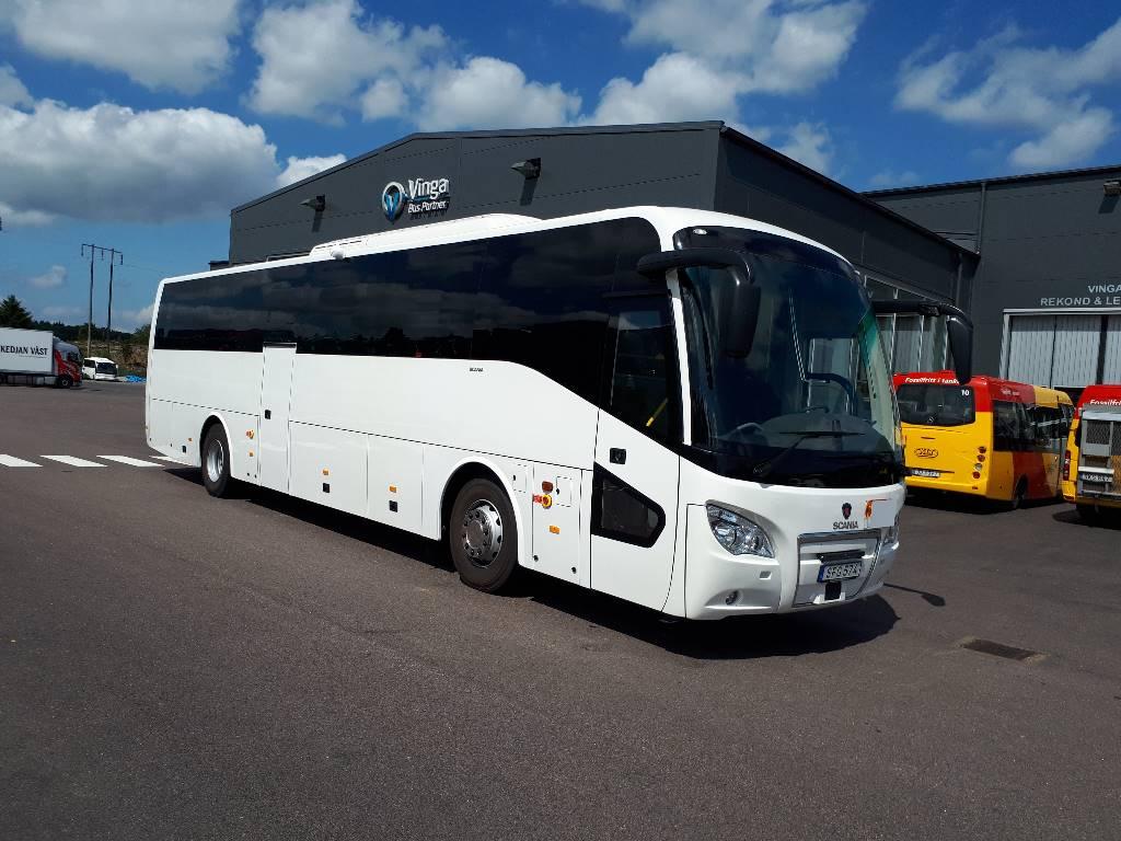 Scania HigerA30, Skolbussar, Transportfordon