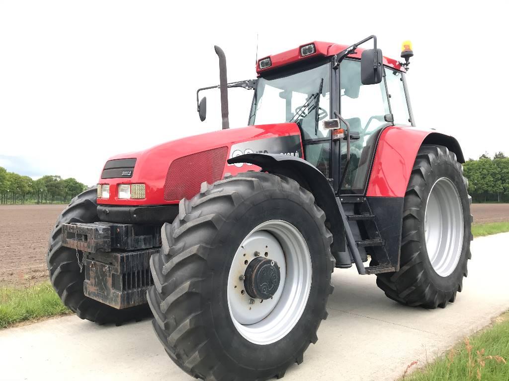 Case IH CS 150, Tractoren, Landbouw
