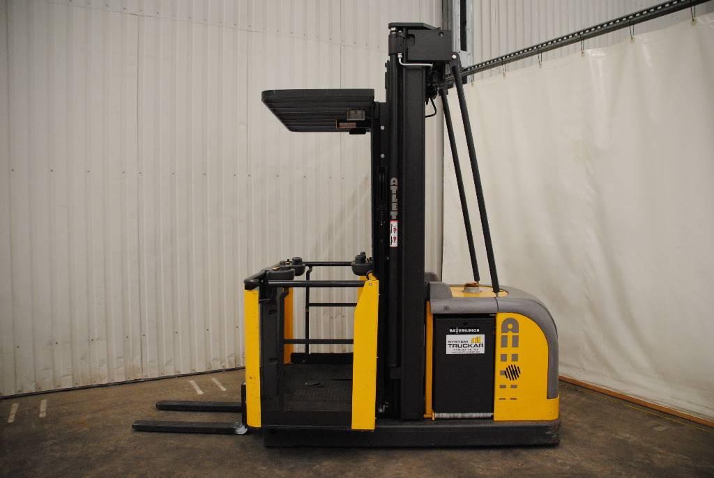 Atlet OPC80931/06 S, Höglyftande plocktruck, Materialhantering
