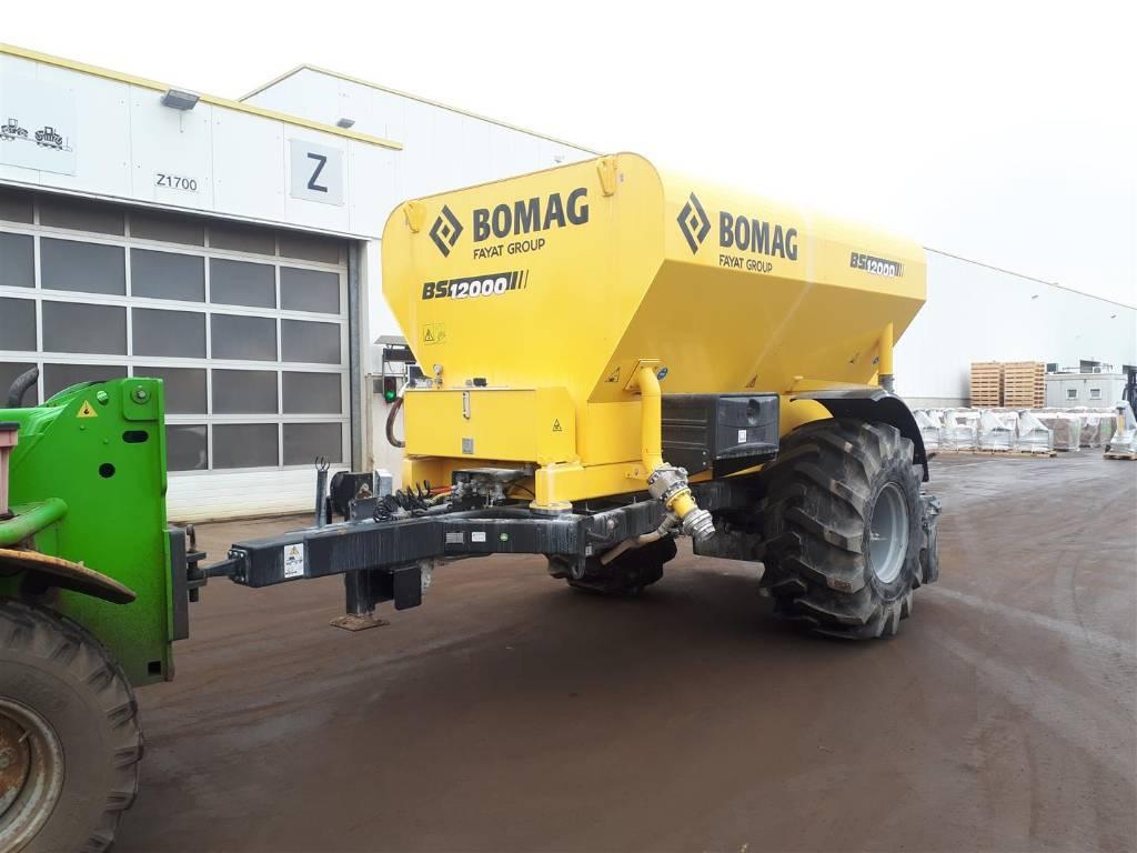 BOMAG BS 12000, Stabilisierer/Recycler, Baumaschinen