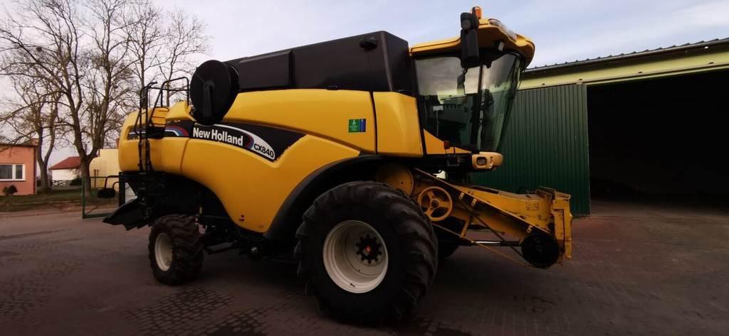 New Holland cx840, Kombajny zbożowe, Maszyny rolnicze