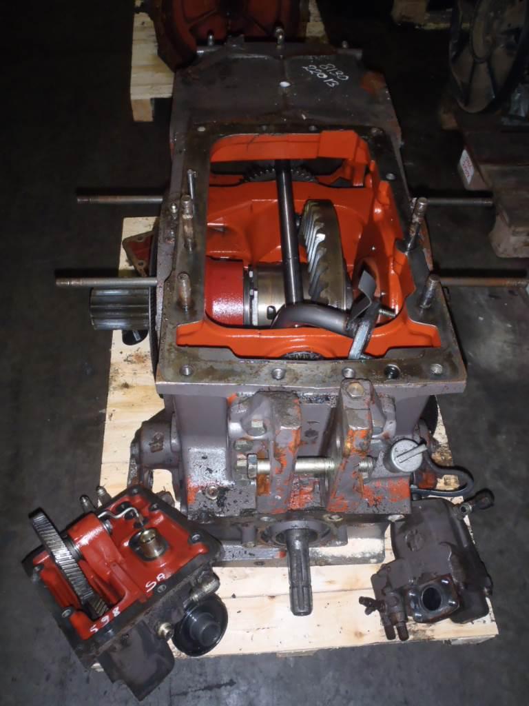 Ferguson Rear Tractor Rims Used : Used rear transmission massey ferguson other tractor