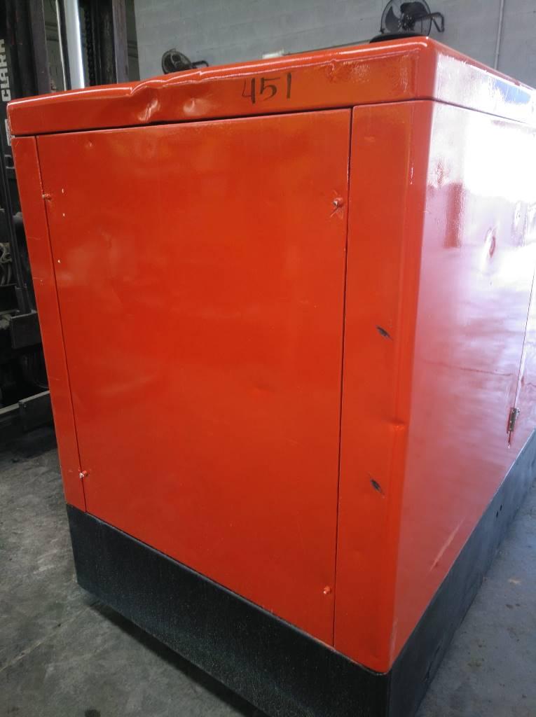 Himoinsa HFW 160 T5, Generadores diesel, Construcción