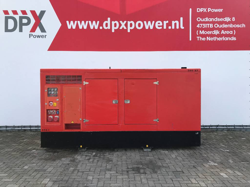 Himoinsa HFW-300 - Iveco - 300 kVA Generator - DPX-11729, Diesel generatoren, Bouw