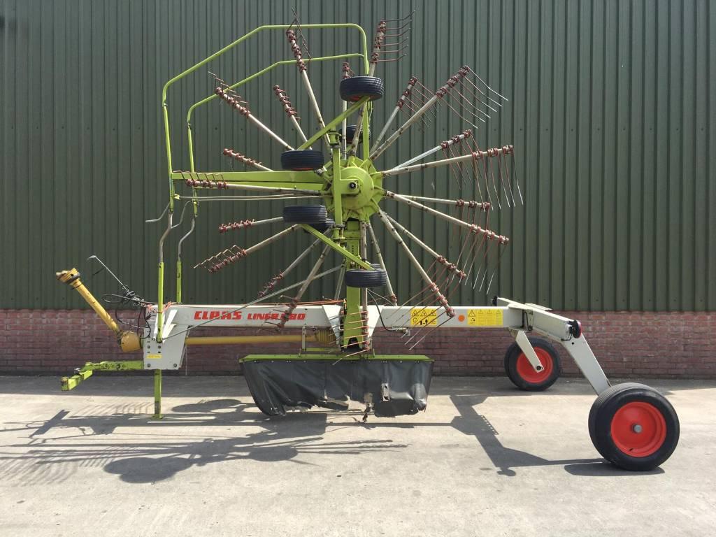 CLAAS Liner 680, Zwadharken, Landbouw