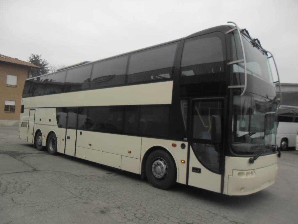 VDL Synergy SDD 130 - 510, Double decker buses, Transportation