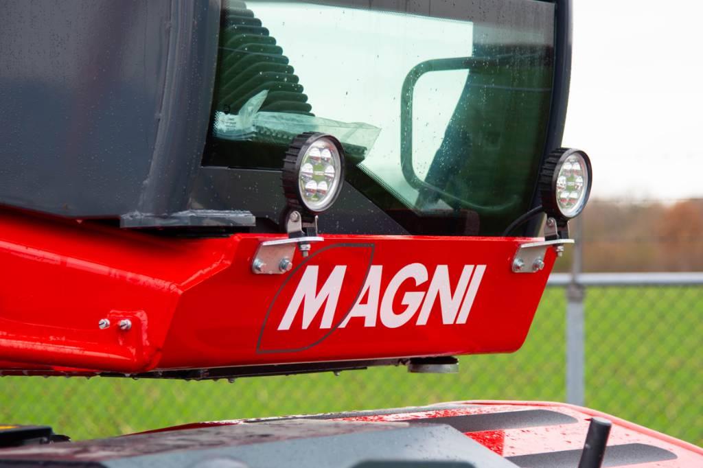Magni 5.21 SH, Verreikers, Bouw